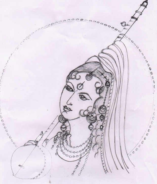 Excellent Thiruvalluvar Pencil Drawing Techniques for Beginners Thiruvalluvar Pencil Sketch And Avvaiyar Of Sangam | Literary Photos