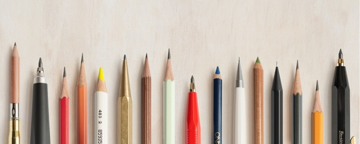 Excellent Types Of Graphite Pencils Lessons The History Of The Pencil - Journal Pics