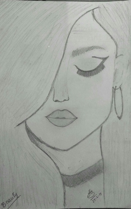 Fantastic Beautiful Sketches To Draw Techniques You Know It Kinda Looks Like Selena Gomez | Gayatri In 2019 | Art Photo