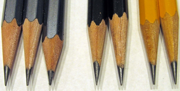 Fantastic Different Types Of Graphite Pencils Tutorial Three Types Of Sharpeners, Reviewed. – Pencil Revolution Pic