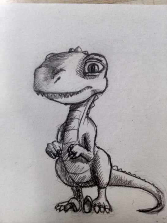 Fantastic Dinosaur Pencil Drawing Ideas Raptor #dinosaur #sketch #art #draw #pencil | Tattoos | Dinosaur Pic