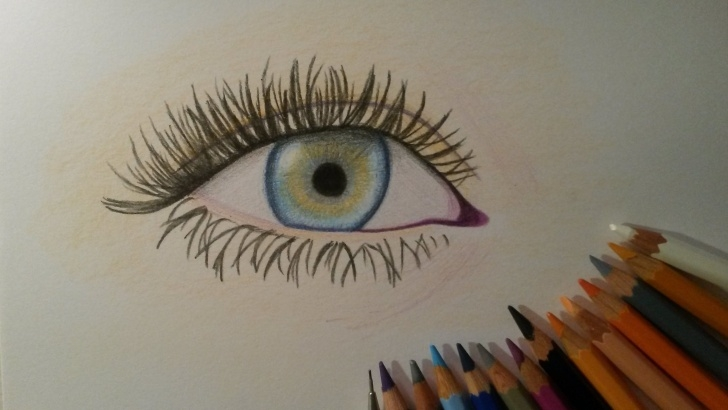 Easy Colored Pencil Drawings For Beginners