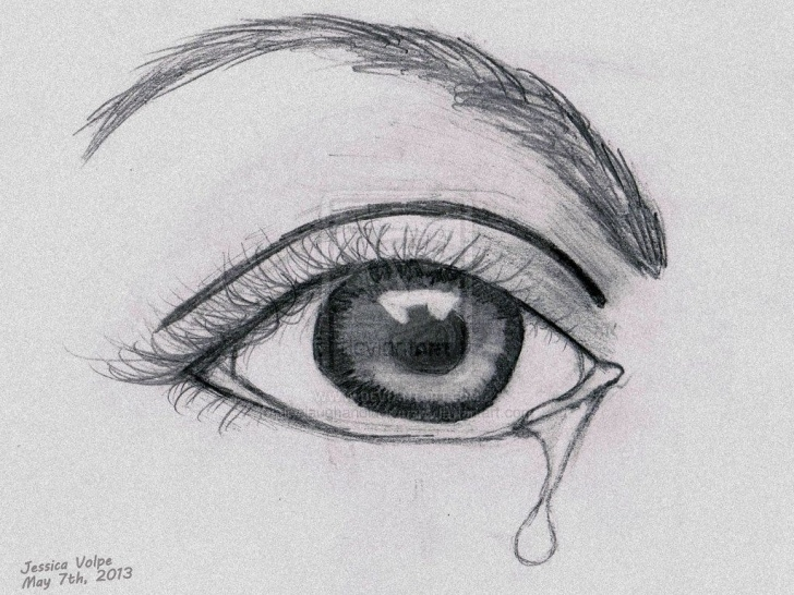 Fantastic Easy Pencil Sketch Drawings Free Eye Sketch Easy Pencil And Easy Eye Drawing - Pencil Art Drawing Pictures