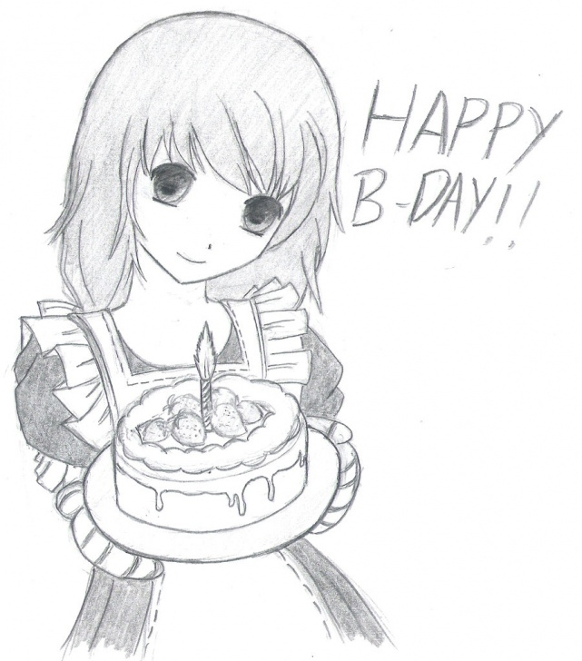 Fantastic Happy Birthday Pencil Drawing Ideas Free Happy Birthday Drawing, Download Free Clip Art, Free Clip Art Pics