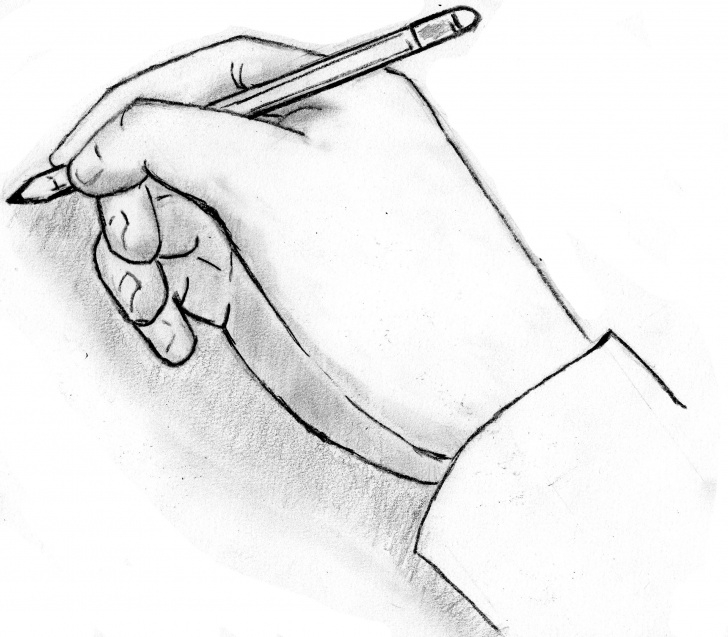 Fantastic Holding A Pencil Drawing Lessons Han Holding A Pencil | Jurrell Graham Concept Art Pictures