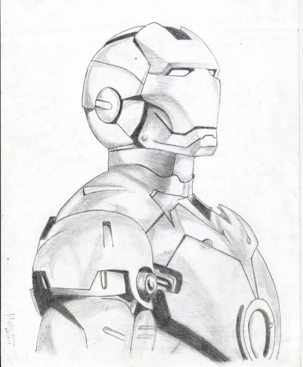 Fantastic Iron Man Pencil Sketch Free Iron Man Pencil Sketch | My Sketches | Sketches, Pencil, Iron Man Picture