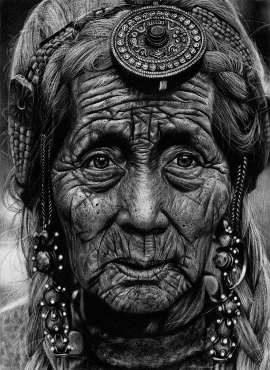 Fantastic Most Realistic Drawing In The World Courses The Most Life-Like Drawings You Will Ever See: Incredibly Detailed Picture
