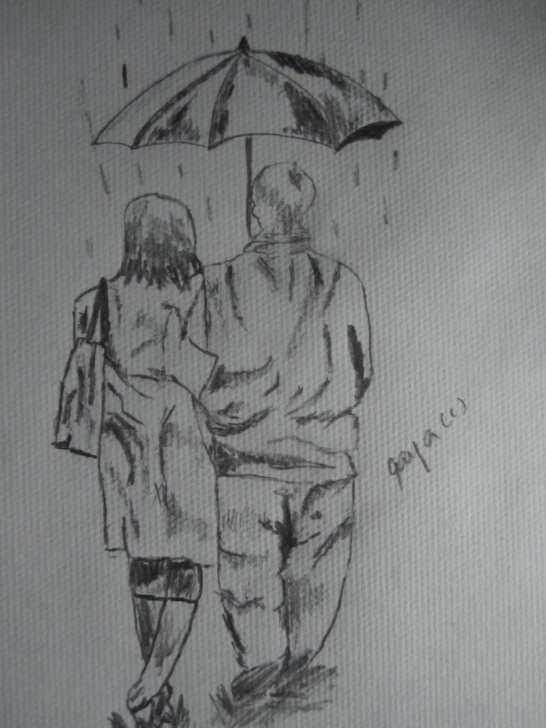 Fantastic Pencil Sketch Of Rainy Season Courses 10+ Unique Pencil Sketch Of Rainy Season Collection - Sketch Photos
