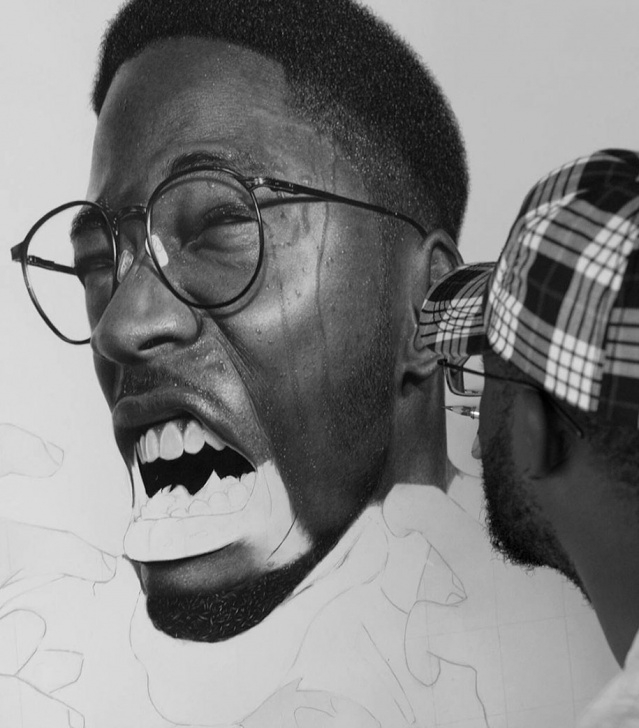 Fantastic Realistic Pencil Drawings Tutorial Hyperrealistic Pencil Drawings By Nigerian Artist Pics
