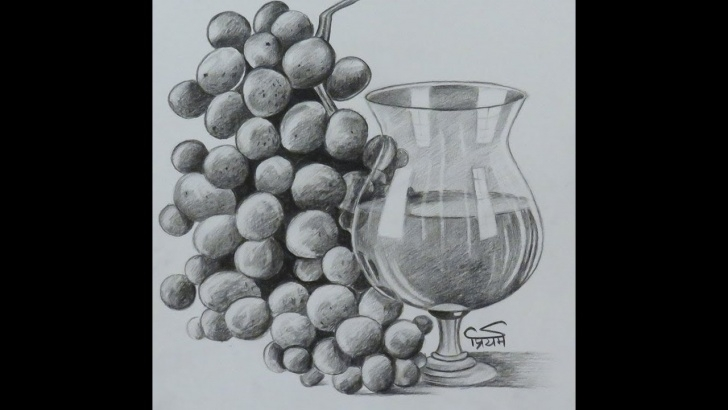 Fantastic Still Life Drawings In Pencil With Shading Easy Pencil Drawing   How To Draw Pencil Shading   Still Life In Pencil Shading  By Sangeeta Priyam Images