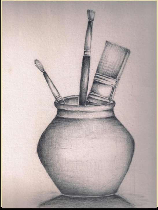 Fantastic Still Life Sketch Drawing Free Still Life Sketch Artists At Paintingvalley | Explore Collection Pictures