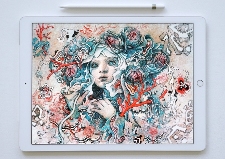 Fascinating Apple Pencil Artwork for Beginners James Jean – Apple Pencil // Ipad Pro « Arrested Motion Pictures