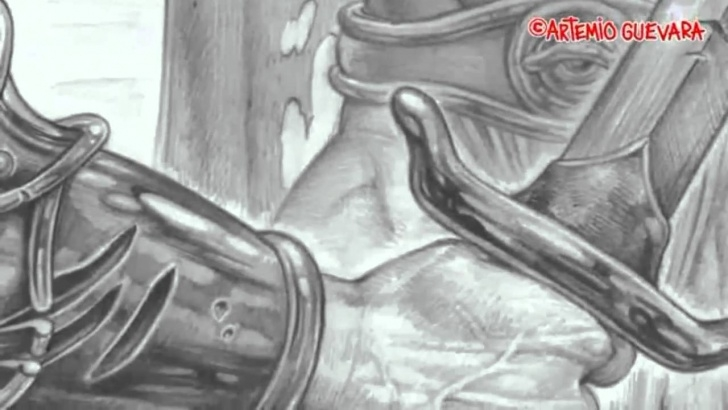 Fascinating Aztec Pencil Drawings Step by Step Aztec Warrior Figh Till Die!. Artistic Pencil Drawing. Photos