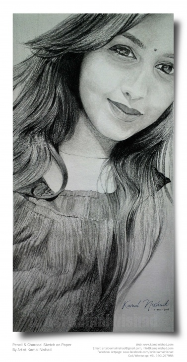 Fascinating Beautiful Girl Pencil Drawing Courses A Beautiful Sketch At Paintingvalley | Explore Collection Of A Images