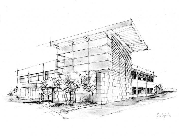 Fascinating Building Pencil Sketch Courses Beautiful Building Design Sketches With Pencil Sketch Of Image