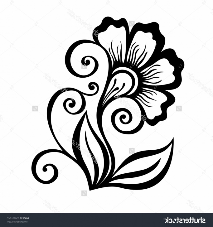 Fascinating Design Pencil Sketch Free Pencil Sketch Images Flowers At Paintingvalley | Explore Photos