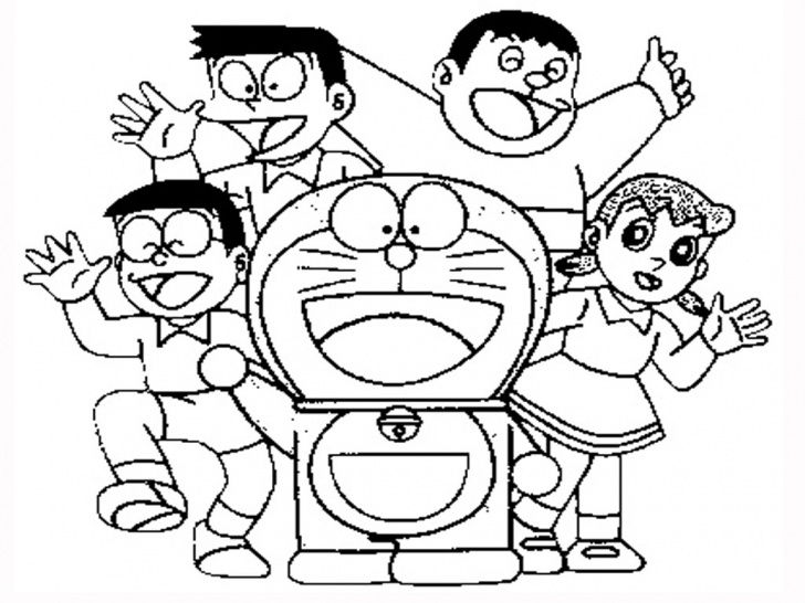 Fascinating Doraemon Pencil Sketch Ideas Doraemon Pencil Sketch And Doraemon Pencil Sketch Pencil Sketch Photo