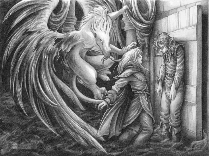 Fascinating Fantasy Pencil Drawings Easy Fantasy Pencil Drawings Art - Gigantesdescalzos Pics