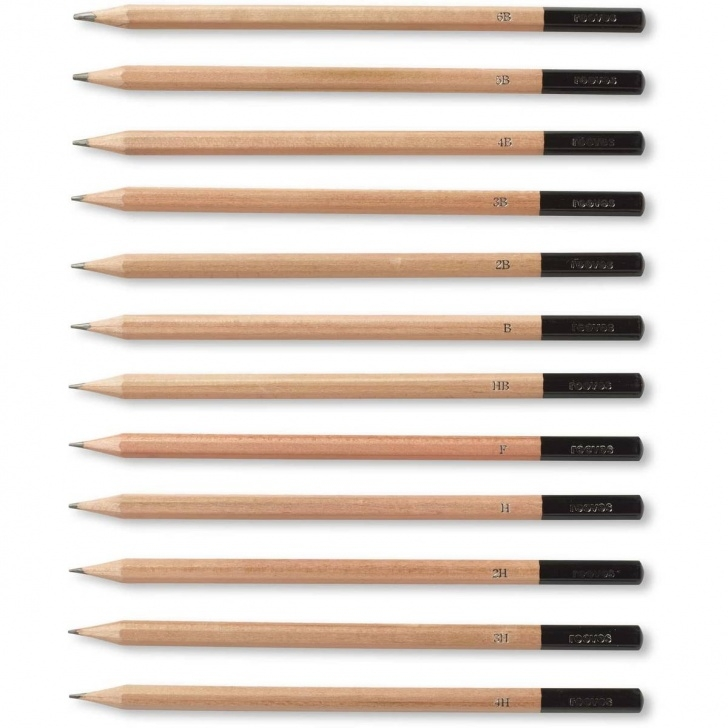 Fascinating Graphite Pencil Range Lessons Reeves Sketching Pencils 12 Pack Photos