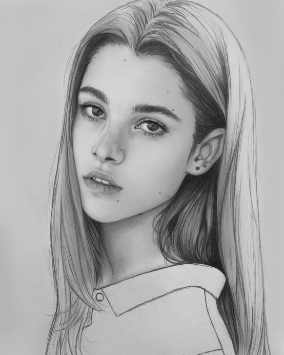 Fascinating Great Pencil Sketches For Female Ideas Portrait Drawing Wip @jeremybear | Skill With A Pencil In 2019 Pic