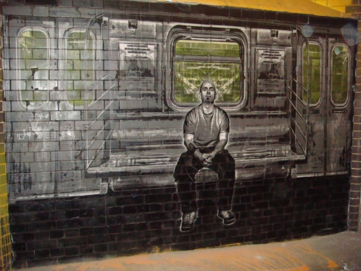 Fascinating Logan Hicks Art Tutorial The Art Of Logan Hicks – Vandalog – A Street Art Blog Pic