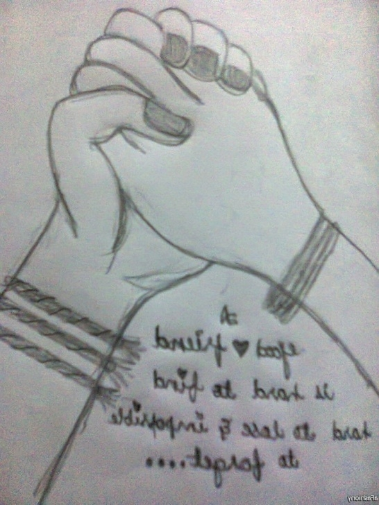 Fascinating Pencil Sketch Of Friendship Tutorials Friendship Sketch Drawing At Paintingvalley | Explore Collection Photos