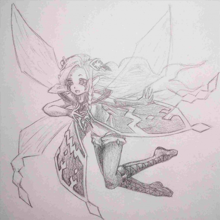 Fascinating Pencil Sketches Of Fairies And Angels Tutorials Pencil Sketches Of Fairies And Angels Images