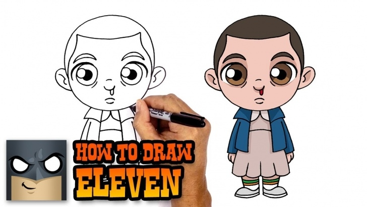 Fascinating Stranger Things Drawing Easy Tutorials How To Draw Eleven | Stranger Things Photo