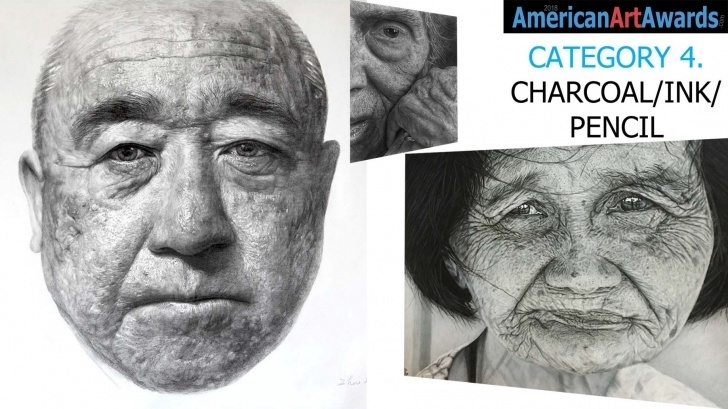Fine Best Graphite Artists Easy World's Best Graphite Artists: Unkhoff, Zhou, Tsekouras, Schmitt Pictures