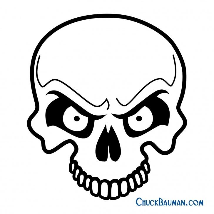 Fine Easy Stencil Art Courses Skulls Airbrushing - Free Skull Airbrushing Stencils - Free Image
