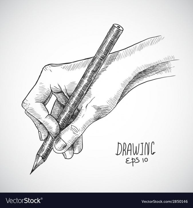 Fine Hand Pencil Drawing Tutorials Sketch Hand Pencil Pic