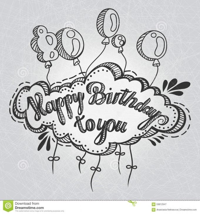 Fine Happy Birthday Pencil Sketch Tutorial Congratulations Baby Card Pencil Sketch And Greeting Card. Happy Pics