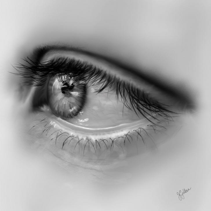 Hb Pencil Art