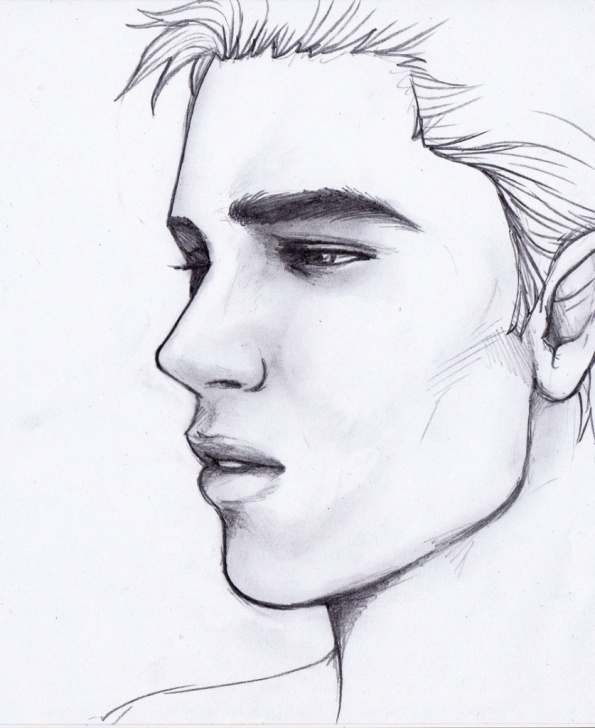 Fine Pencil Art Boy Free Pencil Sketch Of Boy At Paintingvalley | Explore Collection Of Pic