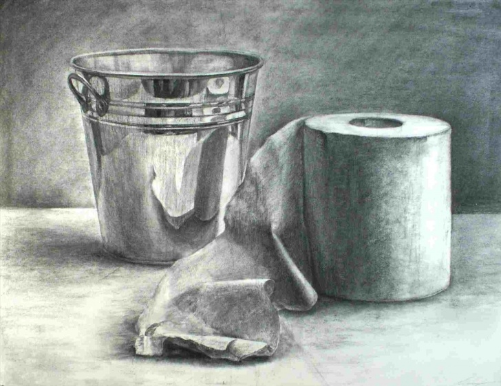 Fine Pencil Shading Objects Lessons Object Drawing Pencil Shading Picture