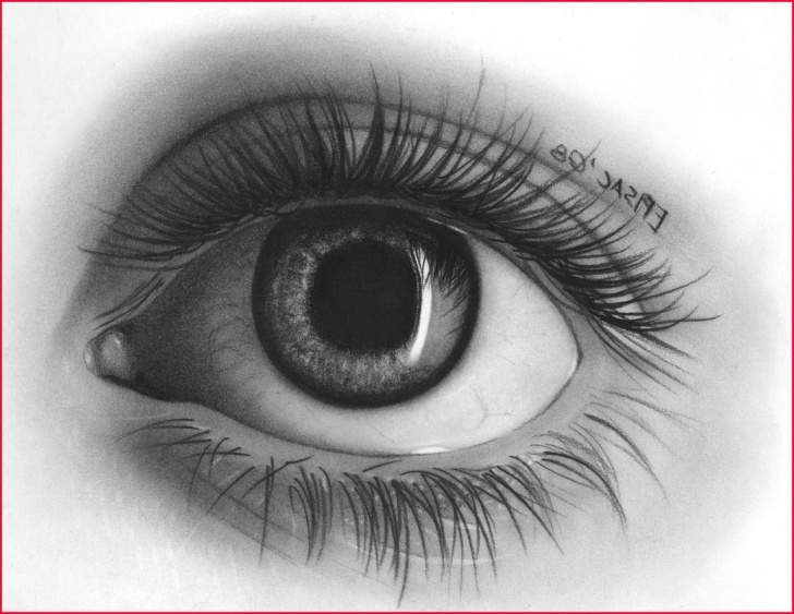 Fine Realistic Eye Pencil Drawing Techniques for Beginners Realistic Eye Pencil Drawing At Paintingvalley | Explore Image