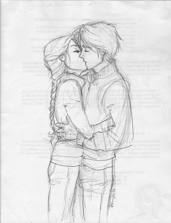 Fine Romantic Couple Pencil Sketches Tutorials Looking For A Flaw By Burdge-Bug.deviantart On @deviantart | Tv Image