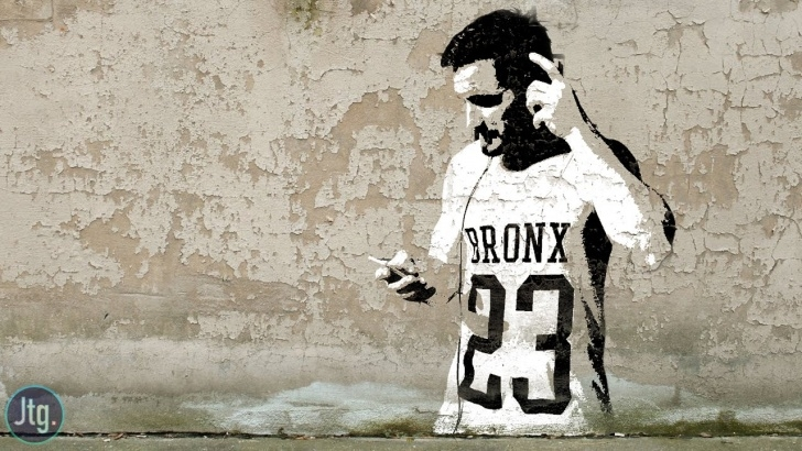 Fine Simple Graffiti Stencils Ideas Photoshop Tutorial: How To Create A Banksy Style Stencil Graffiti Out Of  Any Photo! Photo