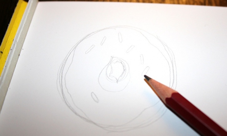 Fine Sketch Of Pencil Courses Pencil Drawing: Beginner's Step-By-Step Tutorial Photos