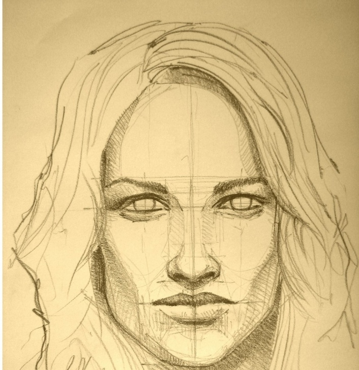 Good Basic Portrait Drawing Step by Step Basic Sketching Portrait And Portrait Drawing Techniques For Images