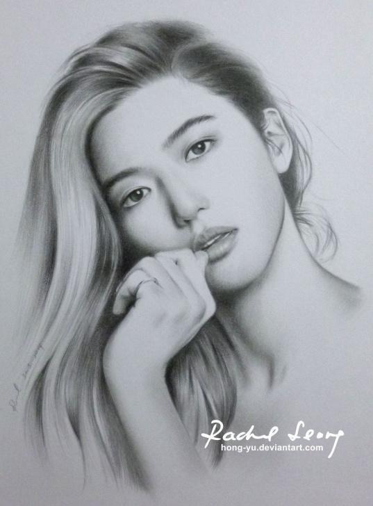 Good Beautiful Girl Pencil Drawing Tutorial Резултат С Изображение За Beautiful Girl Pencil Drawing | Art Image