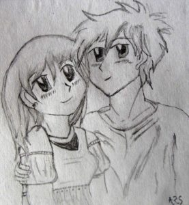 Good Beautiful Pencil Sketches Of Love Couple Techniques for Beginners Beautiful Love Couple Cute Sketching By Pencil   Love Couple Pic