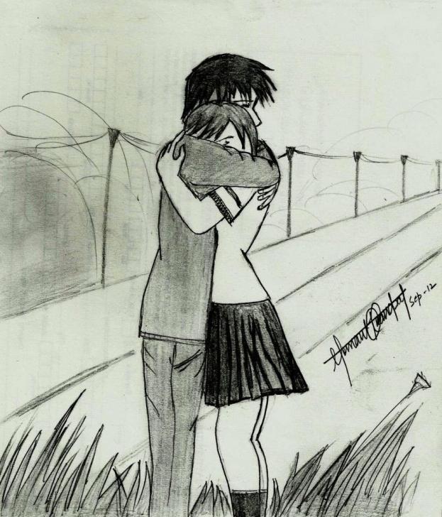 Good Couple Cartoon Sketch for Beginners Cartoon Sad Couple Wallpapers - Wallpaper Cave Photos