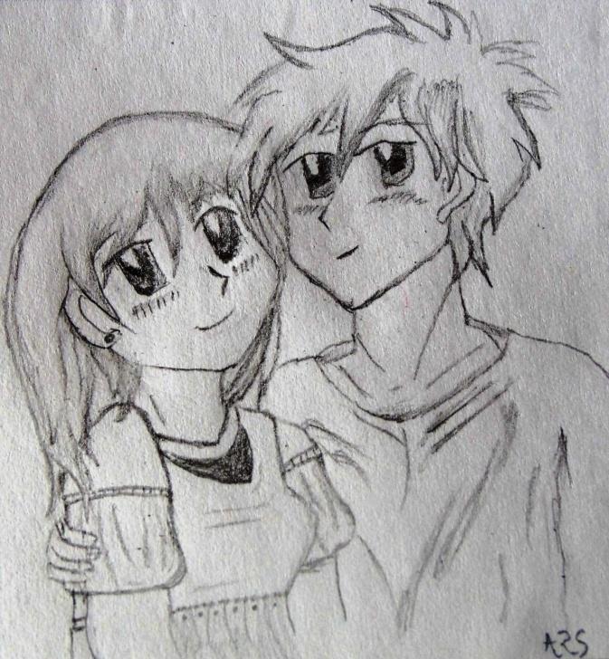 Good Love Couple Pencil Sketch Courses Beautiful Love Couple Cute Sketching By Pencil | Love Couple Images