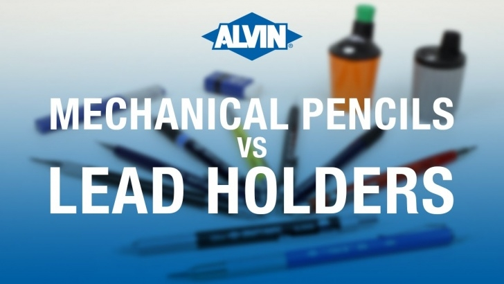 Good Mechanical Pencil Lead Differences Simple Differences Between Mechanical Pencils And Lead Holders Pic