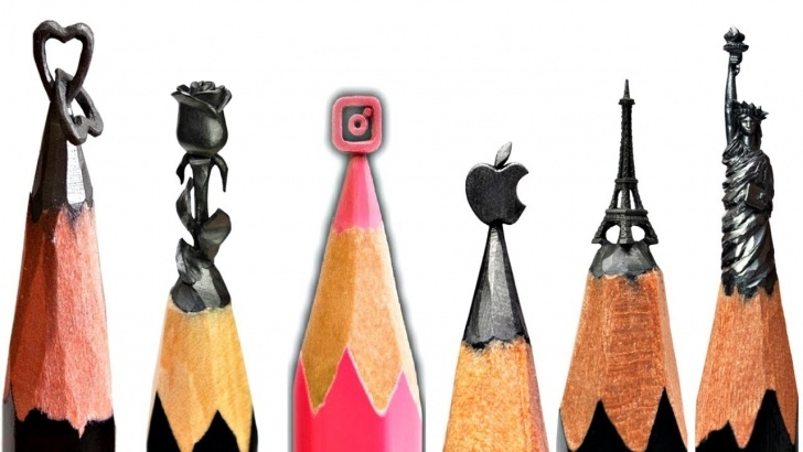 Good Pencil Carving Artist Step by Step Top 10 Incredible Art On Pencil Tip! | Pencil Carving | Oddly Satisfying Pic