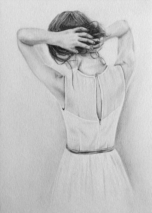 Good Pencil Drawings Of Loneliness Easy Pencil Sketches Of Loneliness Image