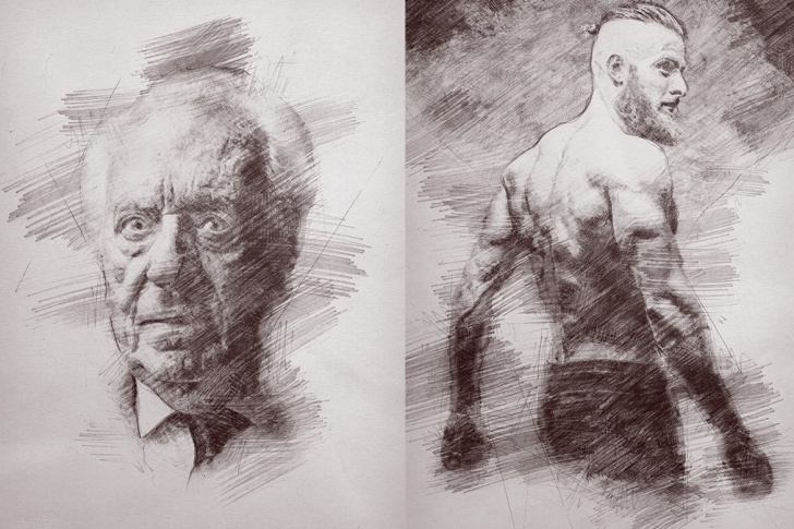 Good Pencil Sketch Action Step by Step Pencil Sketch Photoshop Action Photos