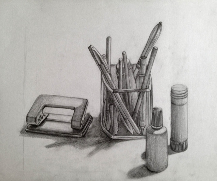 Good Pencil Sketches Of Objects Step by Step Sketch Drawings Of Objects And Pencil Sketches Of Objects Pencil Photos
