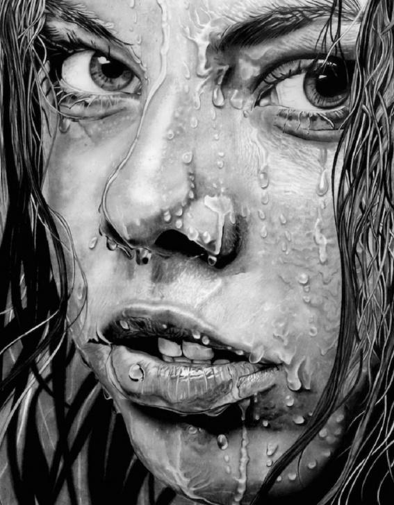Good Realistic Pencil Drawings Courses Hyper-Realistic Pencil Drawings By Artist Paul Stowe --- With Pics